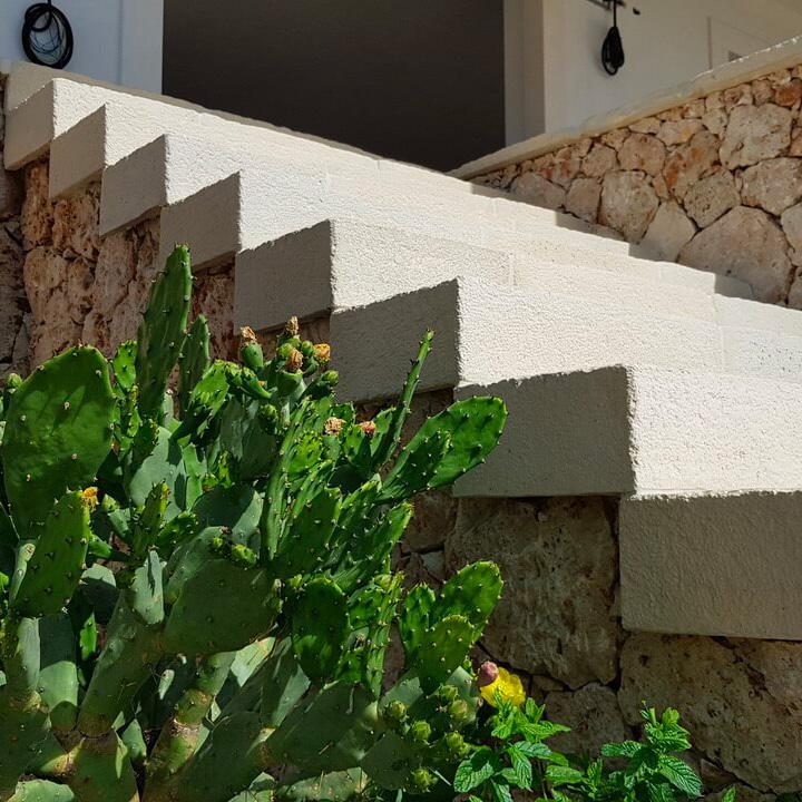 scalino pietra primiceri manufatti