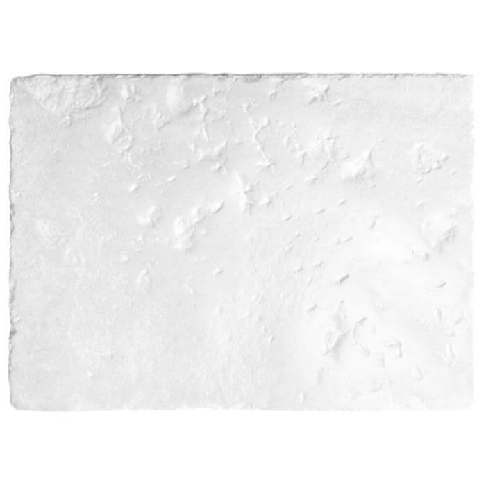 lastra in pietra ricostruita bianca