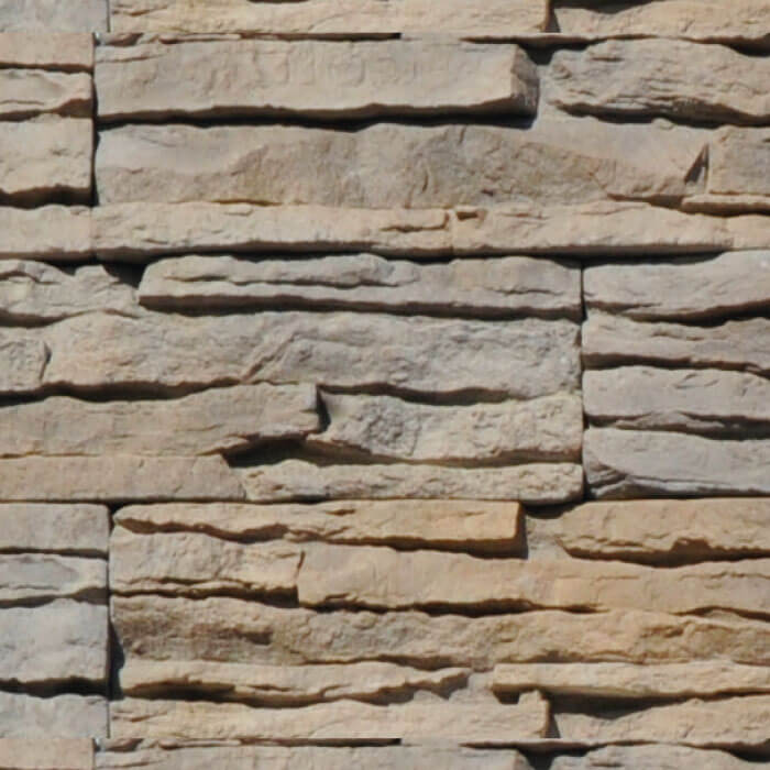 piastrella per rivestimenti esterni effetto pietra color grigio e sabbia