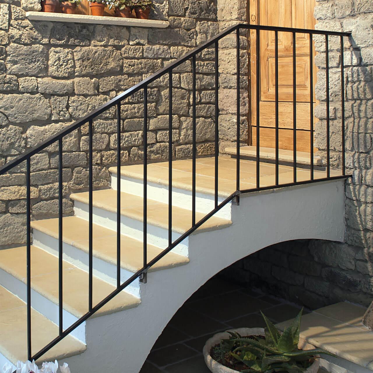 Gradini in pietra ricostruita Primiceri