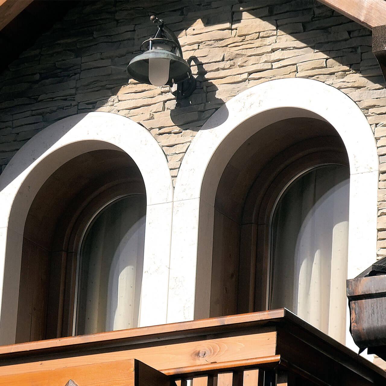Scaglia rivestimento per esterni in pietra